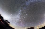 Zodiakallichtbr�cke �ber dem HTT.