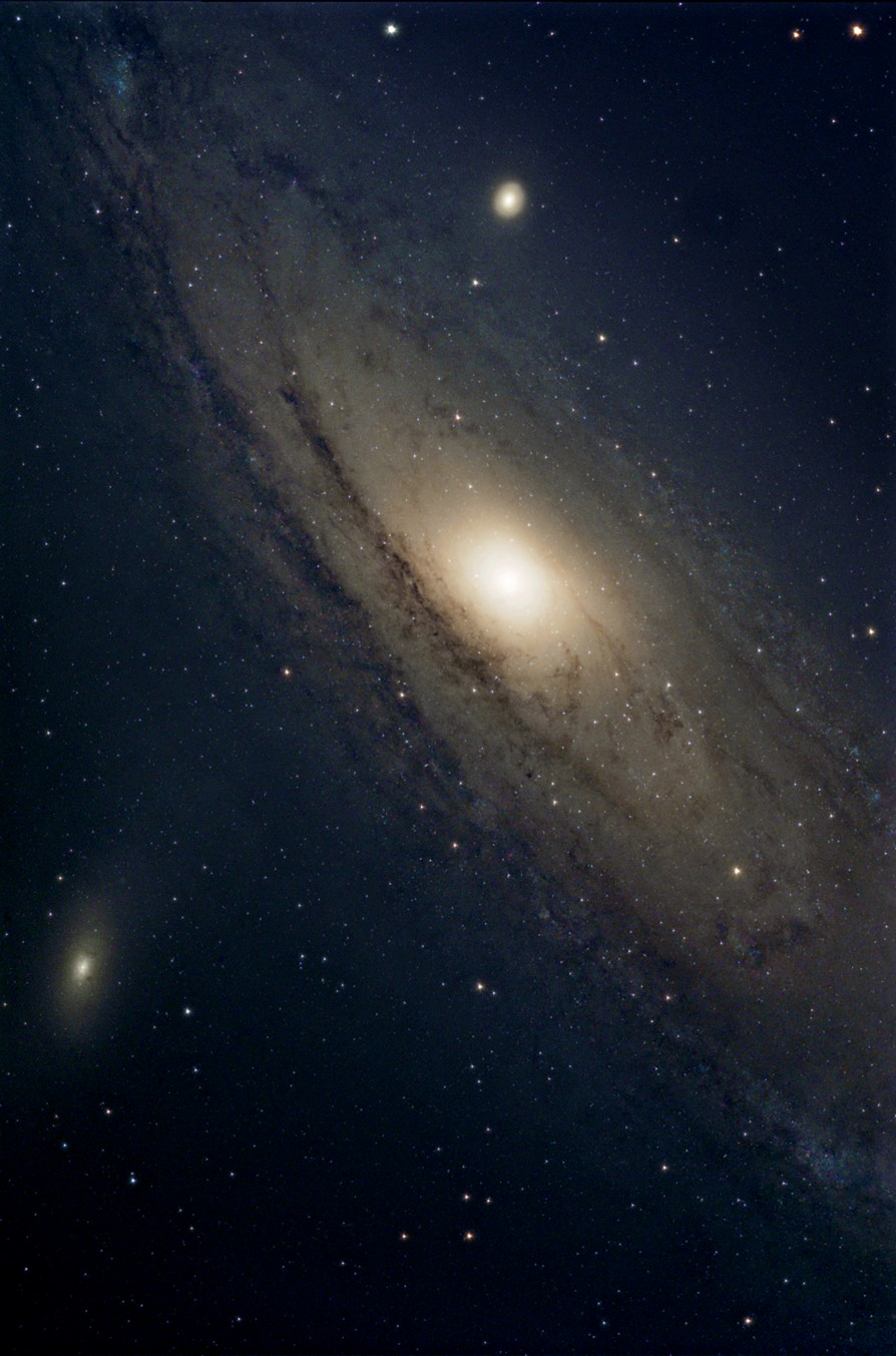 M31 auf dem HTT 2008 &nbsp; Michael Mckel