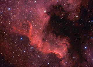 NGc 7000 &copy; Thomas Eckardt