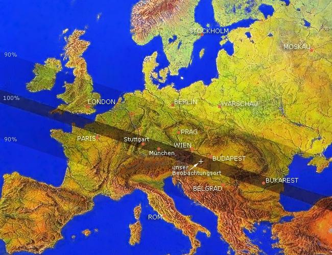 sonnenfinsternis 1999 münchen